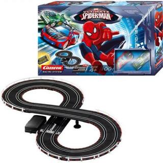 Autodráha Carrera GO 62195 Spiderman