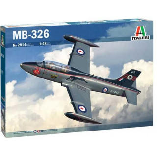 Model Kit letadlo 2814 - MB 326 (1:48)