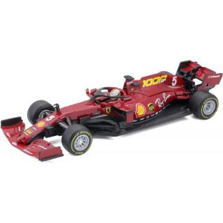 Bburago Signature Ferrari SF1000 NO5 Vettel