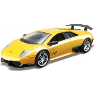 Bburago Lamborghini Murciélago LP 670-4 SV 1:32 žlutá