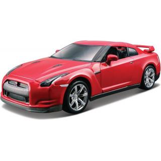 Bburago Nissan GT-R (R35) 2009 1:32 červená
