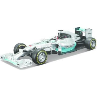Bburago Mercedes F1 W05 Hybrid 1:32 NO44 Hamilton