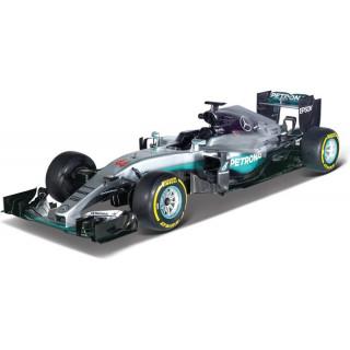 Bburago Mercedes F1 W07 Hybrid 1:32 NO44 Hamilton
