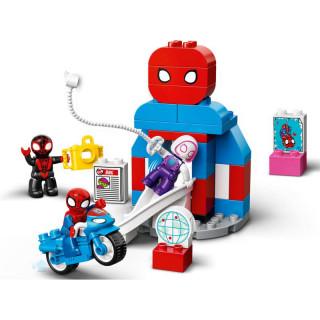 LEGO DUPLO - Základna Spider-Mana