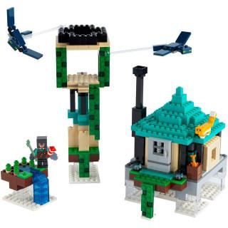 LEGO Minecraft - Věž v oblacích