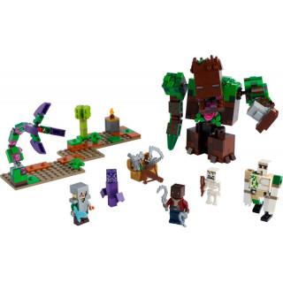 LEGO Minecraft - Příšera z džungle