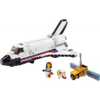 LEGO Creator - Vesmírné dobrodružství s raketoplánem