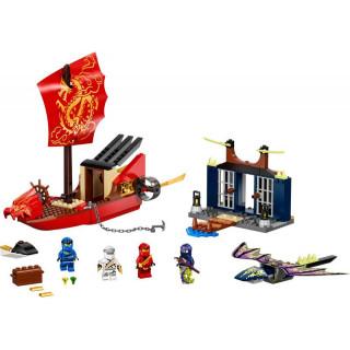 LEGO Ninjago - Poslední let Odměny osudu