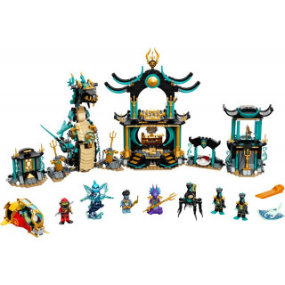 LEGO Ninjago - Chrám nekonečného moře