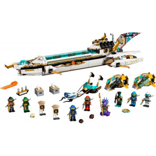 LEGO Ninjago - Odměna na vlnách