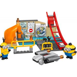 LEGO Minions - Mimoni v Gruově laboratoři