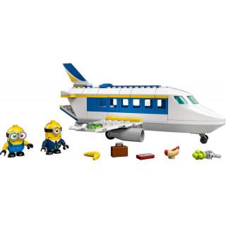 LEGO Minions - Mimoňský pilot vzácviku
