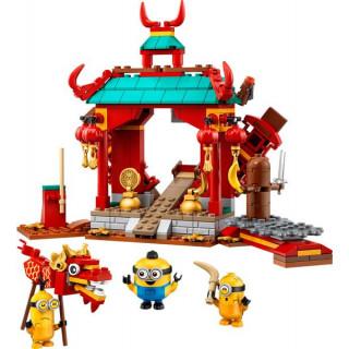 LEGO Minions - Mimoňský kung-fu souboj