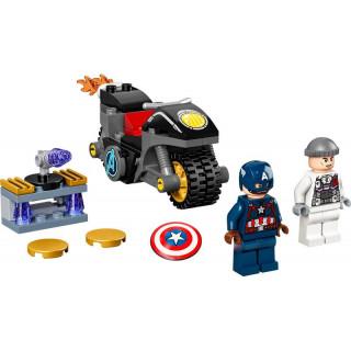 LEGO Super Heroes - Captain America vs. Hydra