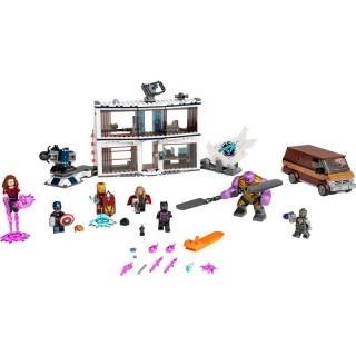 LEGO Super Heroes - Avengers: Endgame - poslední bitva