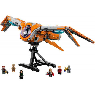 LEGO Super Heroes - Loď Strážců