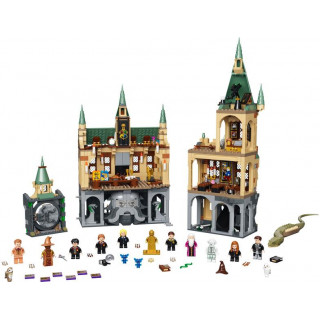 LEGO Harry Potter - Bradavice: Tajemná komnata