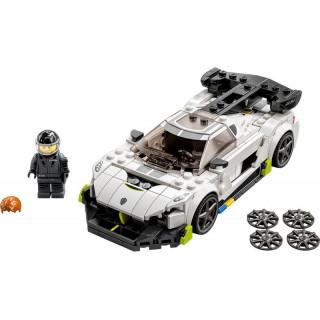 LEGO Speed Champions - Koenigsegg Jesko