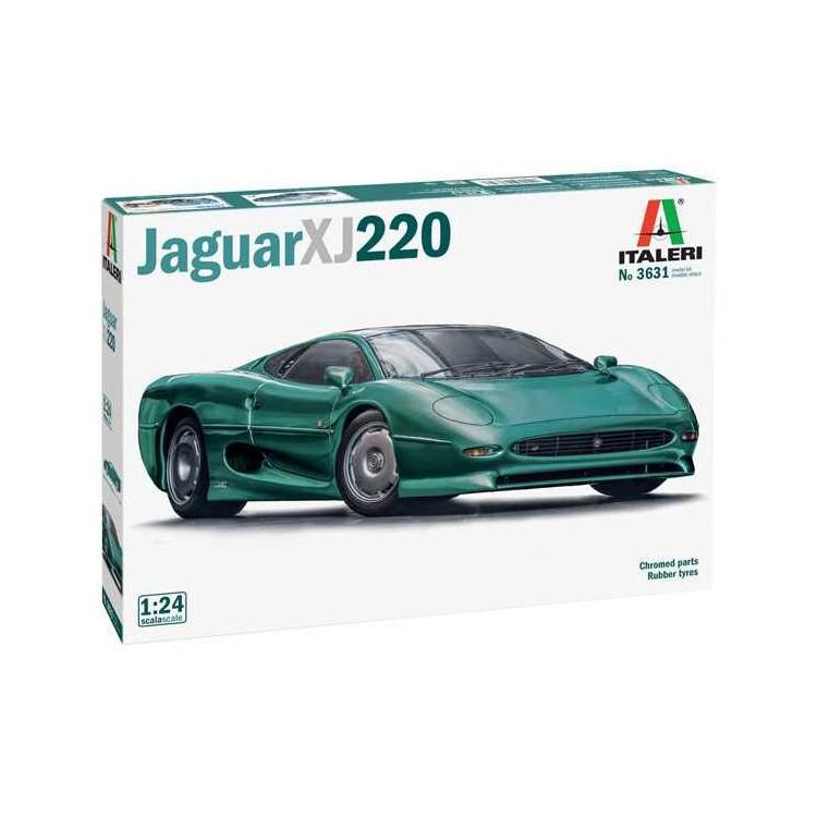 Model Kit auto 3631 - Jaguar XJ 220 (1:24)