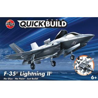 Quick Build letadlo J6040 - F-35B Lightning II
