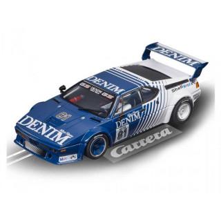 Auto Carrera D124 - 23909 BMW M1 Procar Denim