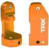 Traxxas závěs těhlice 30° hliníkový oranžový (L+P)