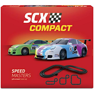 SCX Compact Speed Masters