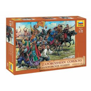 Wargames (AoB) figurky 8064 - Zaporozhian Cossacs (1:72)