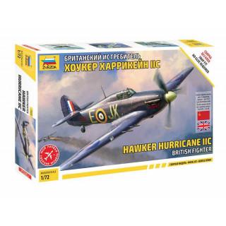 Snap Kit letadlo 7322 - Hawker Hurricane Mk II C (1:72)
