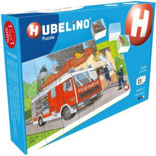 HUBELINO Puzzle - Hasičská jednotka