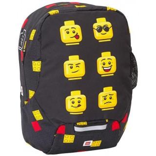 LEGO batoh do školky - Faces Black