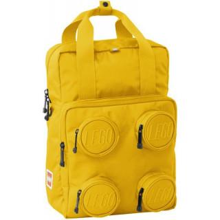 LEGO batoh Signature Brick 2x2 - žlutý