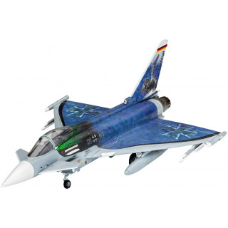 "ModelSet letadlo 63843 - Eurofighter ""Luftwaffe 2020 Quadriga"" (1:72)"