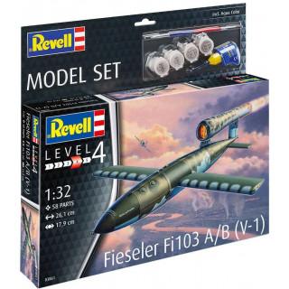 ModelSet raketa 63861 - Fieseler Fi103 V-1 (1:32)