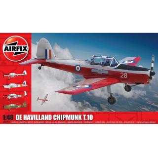 Classic Kit letadlo A04105 - de Havilland Chipmunk T.10 (1:48)