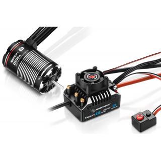 COMBO XERUN AXE 550 R2-3300KV - senzorové