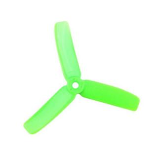 3-listá vrtule 4x4 CW/CCW zelená (10 párů)