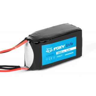 FOXY Li-Fe 1800mAh/6,4V RX
