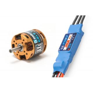 Combo set AXI 2814/20 V2 + FOXY G2 30A Regulátor