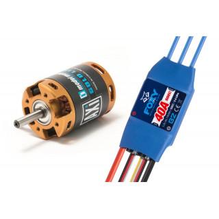 Combo set AXI 2826/13 V2 + FOXY G2 40A regulátor