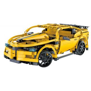Závoďák - Sports Car 2 RC stavebnice z kostek