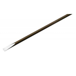 Náhradní hrot - plochý šroubovák: 4.0 x 150mm