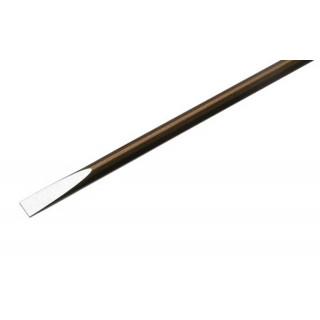 Náhradní hrot - plochý šroubovák: 5.0 x 120mm
