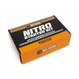 Startovací sada HPI nitro (USB)