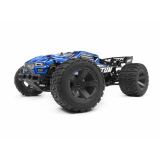 Quantum XT 1/10 4WD Stadium Truck RTR - Modrý