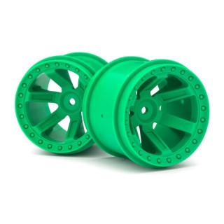 Disky Quantum MT Zelené 2ks