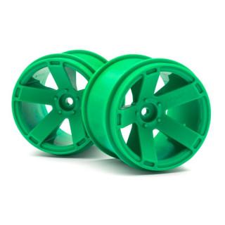 Disky Quantum XT Zelené 2ks