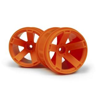 Disky Quantum XT Oranžové 2ks