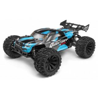 Quantum+ XT Flux 1/10 Stadium Truck RTR - Modrý