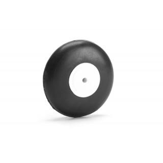 """Smooth Contour kola 1 1/2"""", 38mm, bílé disky, 2 ks."""